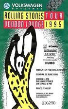 ROLLING STONES - VOODOO LOUNGE TOUR - WERCHTER -1995