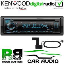 Kenwood KDC-BT720DAB DAB+ Bluetooth iPhone AUX USB CD MP3 USB Car Stereo Aerial