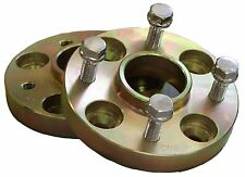 2 x 20MM HUBCENTRIC WHEEL SPACERS PCD 4x108 - PEUGEOT 306, 307, 308 MK1 & 309