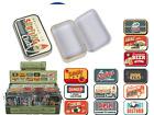 Vintage Style Storage Box - Cigarette Tobacco Box Small Tin Holder