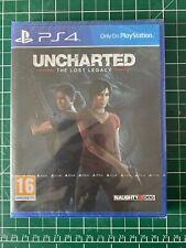 Uncharted: el legado perdido Sony PlayStation 4