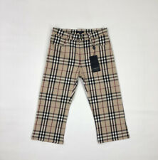 Burberry Capri Pants Burberry Trousers Three Quarter Burberry Nova Check  XS 6
