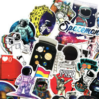 Outer Space 420 Trippy Stoner Galaxy Art Sticker Pack, PVC Vinyl Decal Bomb, Lot