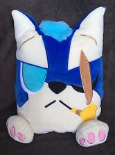 Tales of Vesperia Repede Rapids Cushion Pillow Plush Toy NEW Japan official
