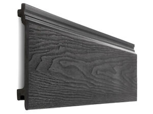 Cladco Composite Woodgrain Wall Cladding Boards 3.6m Wood Plastic Exterior