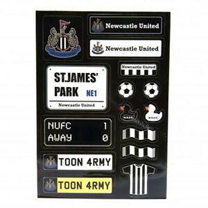 Newcastle United F.C - Sticker Set