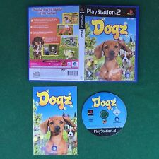 (PS2) DOGZ (ITA 2008) PlayStation 2 + Manuale Libretto
