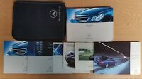 MERCEDES C CLASS OWNERS MANUAL HANDBOOK WALLET 2000-2004 PACK H-691 !