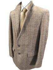 Mens Greenwoods Wool Herringbone Tweed Check Country Blazer Sports Jacket 40R