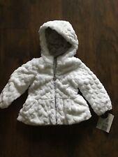 966796521e90 London Fog Faux Fur Coats (Newborn - 5T) for Girls