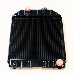 Ford Tractor Radiator 4 Core 2000 3000 4000