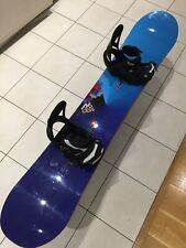 New listing Burton Process 57 Flying-V (157cm) Snowboard, Burton Cartel EST Bindings and bag