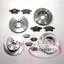 Opel Meriva - Bremsscheiben für 4 Loch Bremsen Bremsbeläge vorne hinten