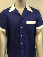 Bowling Cotton Collared Casual Shirts & Tops for Men