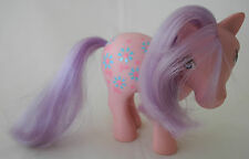 Il mio piccolo MY LITTLE PONY Personaggio VINTAGE 1983 Cina-mammina Bright Bouquet #-1