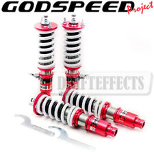 For CRX 88-91 EF/ED Godspeed MonoSS Damper Coilover Strut Shock Suspension Set