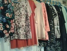 Ladies Bundle Of  Clothes Size 20/22  (15 Items)