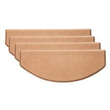 15pcs Stair Tread Carpet Mats Step Staircase Non Slip Mat Protection Cover Wniu Camel