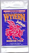 1994 US Game Systems Wyvern CCG Booster Pack-15 Cards - NM-MT