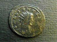 ROMAINE/ GALLIEN 253-268. ANTONINIEN. DIANE COIFFEE D'UN CROISSANT DE LUNE *RR2*