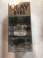 NEW - OLAY Eyes Bright Eyes Brightening Eye Cream 0.5 Oz. / 15ml  Factory-Sealed