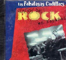 Los Fabulosos Cadillacs Clasicos Del Rock En Espanol CD New Sealed