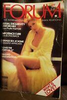 Penthouse Forum Magazine June 1977 Sexual Exclusivity Unworkable What is Love