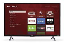 "TCL 32"" Roku Smart TV LED HD 720p Flat Screen (2017 Model)"
