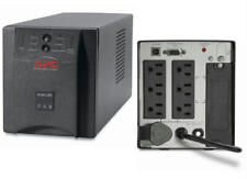 APC SUA750 SMART-UPS 750VA 500W USB 120V Tower Power Backup UPS New Batteries