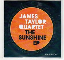 (EC446) James Taylor Quartet, The Sunshine EP - 2013 DJ CD