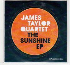 (EC446) James Taylor Quartet, The Sunshine EP - 2013 DJ CD