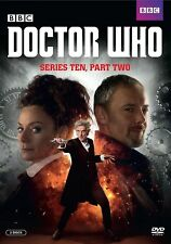 Doctor Who: Season Series 10 Part 2 (DVD, 2017, 2-Disc Set) - New