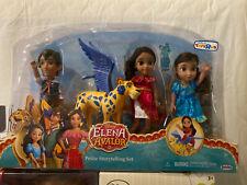 Disney Elena Of Avalor Petite Storytelling Set Toys R Us Exclusive New