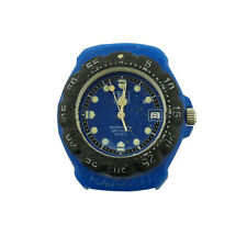 TAG HEUER FORMULA 1 381.513/1 BLACK BEZEL / BLUE WATCH HEAD FOR PARTS OR REPAIRS