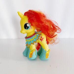 "My Little Pony Princess Cutie Mark Magic Fashion Style Sunset Shimmer 6"""