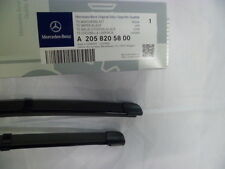 Genuine Mercedes-Benz C-Class W205 Front Wiper Blades A2058205800  *NEW*