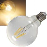 "LED Globelampe 95mm E27 ""Filament G95"""