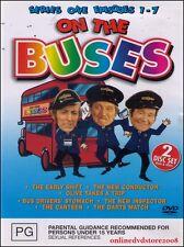 ON THE BUSES (Reg VARNEY Anna KAREN) UK TV Series 1 One Comedy (2 DVD SET) Reg 4
