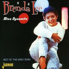 Brenda Lee - Best of the Early Years [New CD]