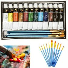 Acrylic Paint Set Drawing Painting Art Kit For Kids Teens Adults Professional