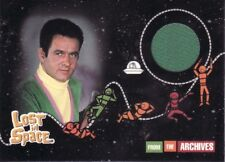 The Complete Lost in Space Mark Goddard / Major Don West Unreleased Costume Card