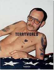 USED Terry Richardson Terryworld Hard Cover