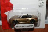PORSCHE - BOXSTER (981) - 2012 - MONDO MOTORS - SCALA 1/64