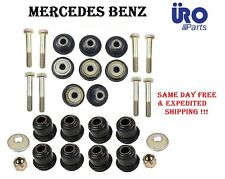 Mercedes R107 & W114 Suspension Lower & Upper Control Arm Bushings SET Kit URO