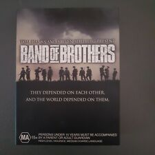 Band Of Brothers The Complete Tv Mini-Series Damian Lewis(Dvd 2001 6-Disc)R4 Vgc