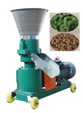New listing 3mm 3Kw Farm Animal Pellet Mill Chicken Feed Pellet Duck Mill Machine 220V New