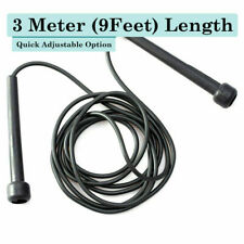 Jumping Speed 9ft Skipping Rope Adjustable Boxing Fitness Workout Exercise