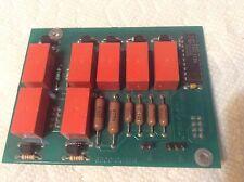 Audio Precision DUA1-44479-56 Relay Board 6300.DUA1.4