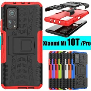 For Xiaomi Mi 10T Lite 5G Shockproof Rugged Armor Rubber Hard Case Hybrid Cover