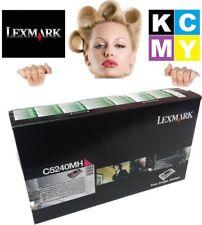 Lexmark GENUINE C5240MH MAGENTA Laser Printer Toner Cartridge C524/C532/C534 NEW